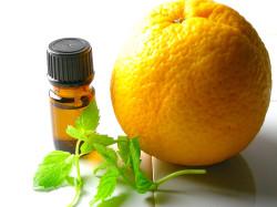 スイートオレンジ精油・ペパーミント精油