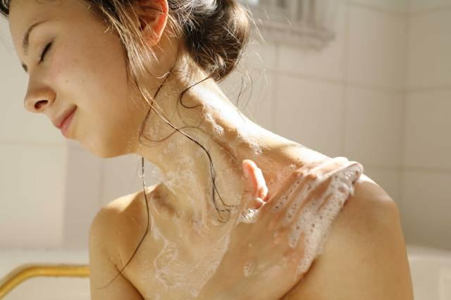 全身すべすべなめらか肌。手作り無添加石鹸ササボン