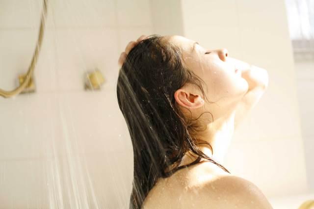 髪・頭皮・顔・身体と全身洗える